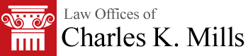 Law Offices of Charles K. Mills Header Logo